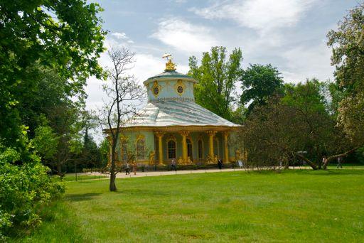 Teehaus im Park Sanssouci